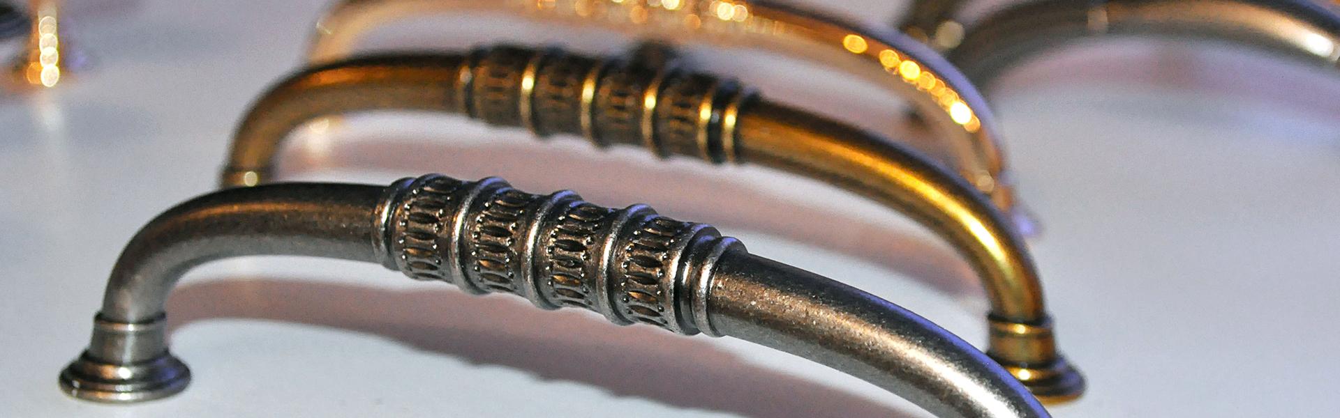 Ручки для меблів відомих виробників